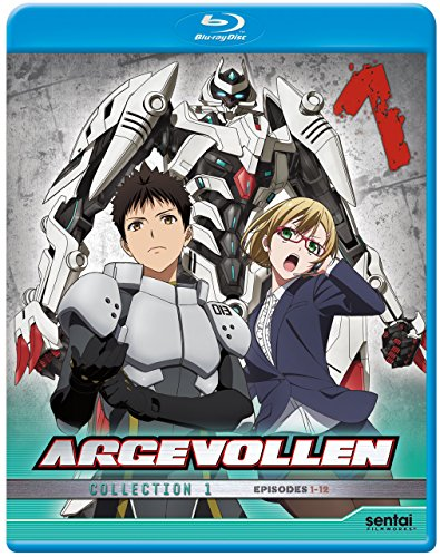 Argevollen Collection 1 [Blu-ray]
