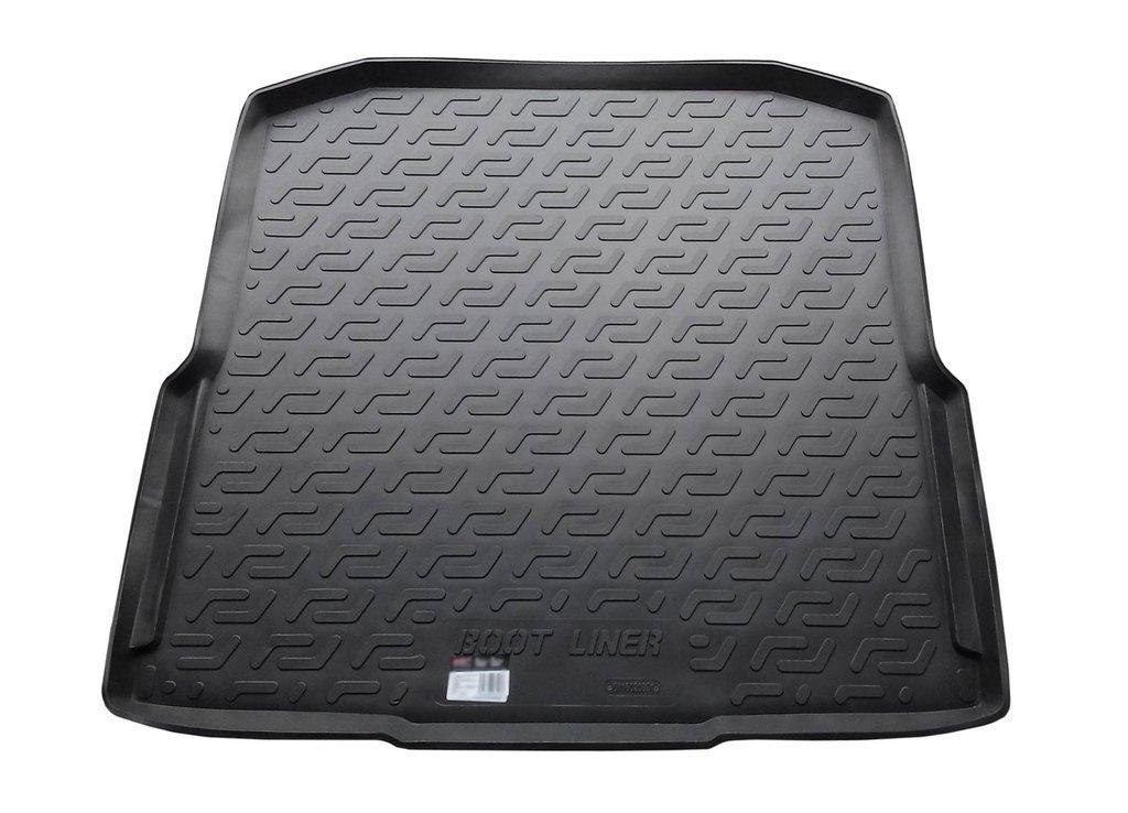 Alfombra Cubeta Protector Maletero para - Š koda Rapid Sedan / Liftback (NH) (2012-) Brillant