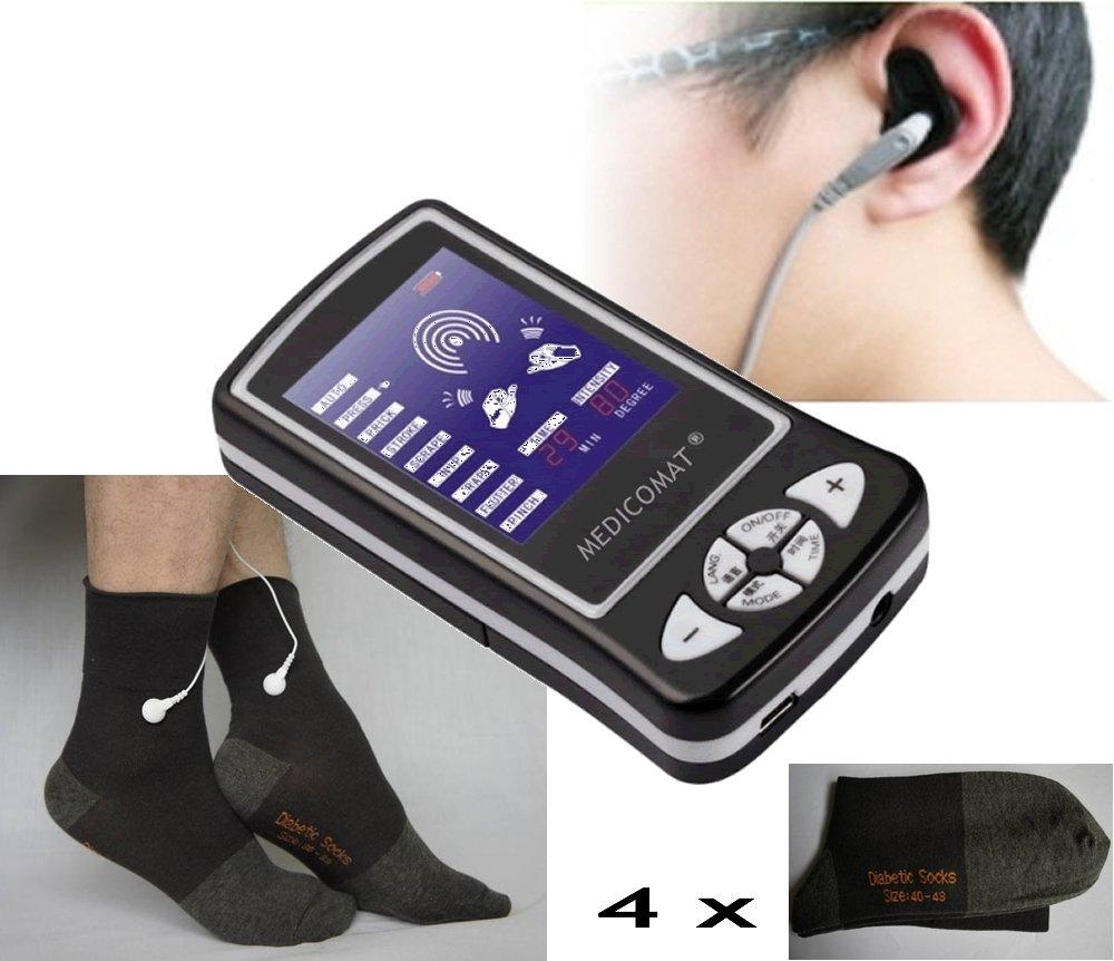 Diabetes Management Medicomat-6M Guidelines Diabetes Foot Health Management Type 2 Diabetes Pain Neuropathy Massage Socks