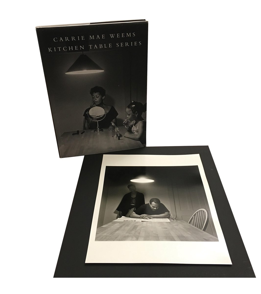 Carrie Mae Weems Kitchen Table Series Limited Edition Amazon De