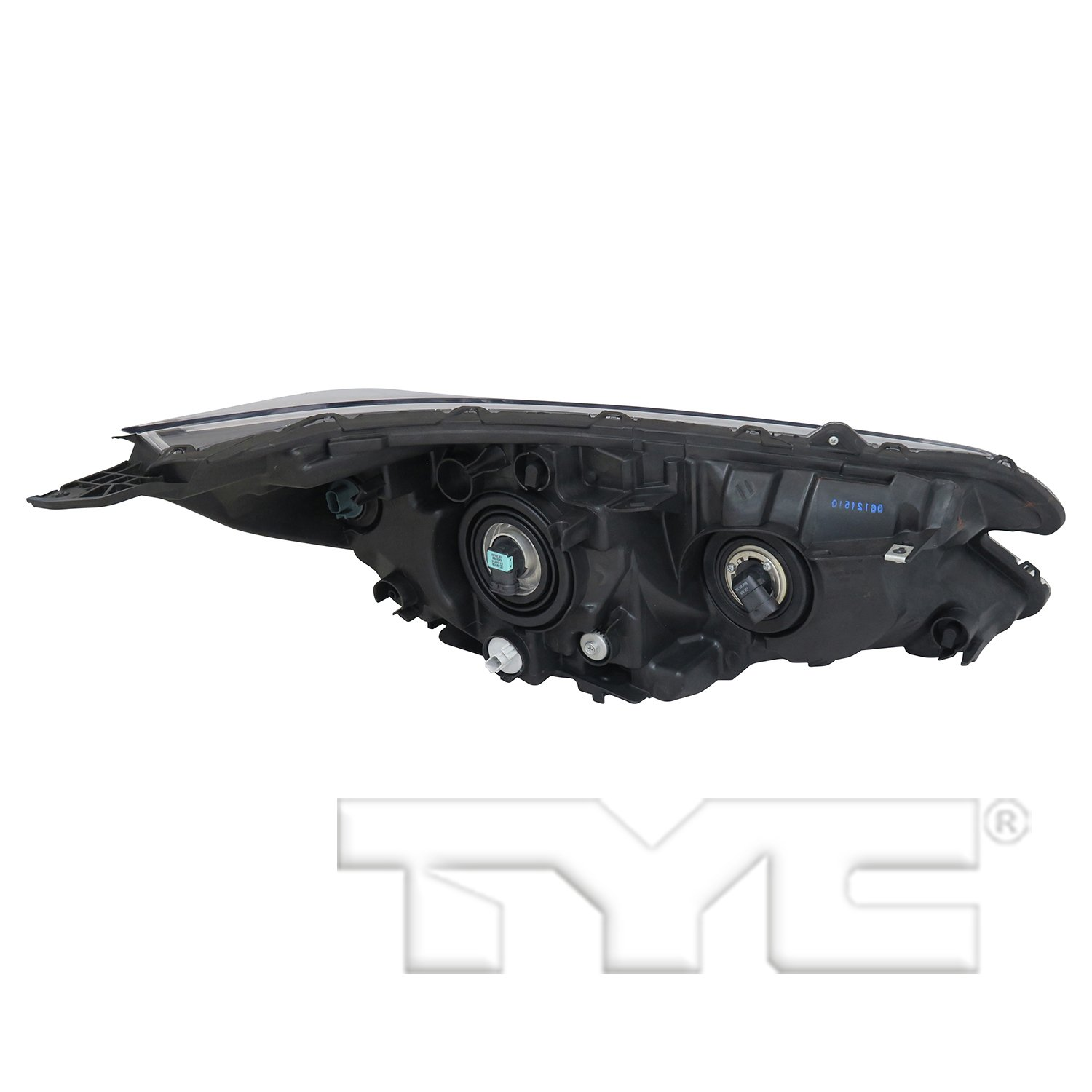 1 Pack HONDA CR-V TYC 20-9622-90-1 Replacement left Head Lamp
