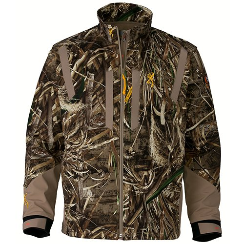 Browning 3043267601 Wicked Wing Windkill Jacket, Realtree Max 5, Small