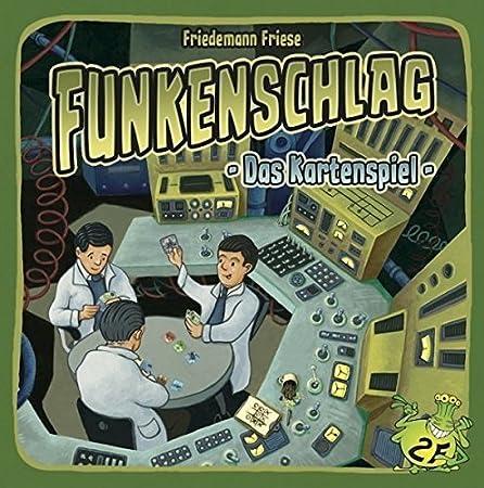Funkenschlag: Das Kartenspiel - Deutsch: Amazon.es: Juguetes y juegos