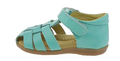 billowy scarpe  Billowy, Sandali Bambine Blu Turquesa Sena, Blu (Turquesa Sena ...