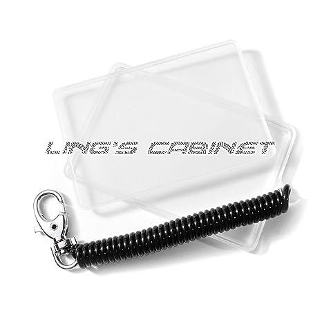 LM-K1 + CS2] Tarjeta Oyster Carcasa Llavero elástico de ...