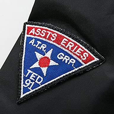 Asstseries MA1 Bomber Jacket Men Military Windbreaker Army Tactical Jacket Men Mens Air Force One Varsity Flight Jackets.DA38 at Amazon Mens Clothing store ...