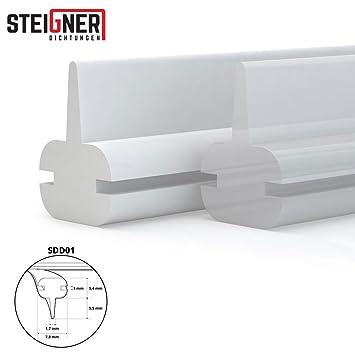duschwand dichtung duschkabinendichtung g nstig kaufen bei. Black Bedroom Furniture Sets. Home Design Ideas