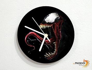 Amazon.com: Venom – Superhéroes Marvel – Spiderman – Traje ...