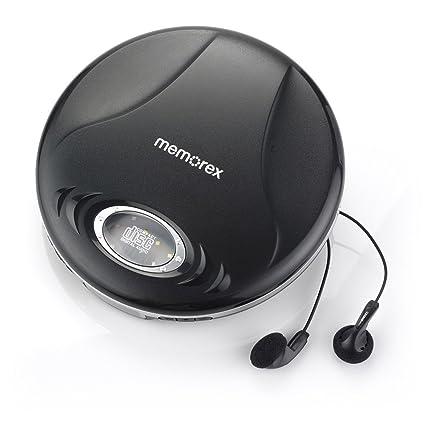 amazon com memorex personal cd player with anti skip home audio rh amazon com Memorex Portable CD Player Panasonic Portable CD Player