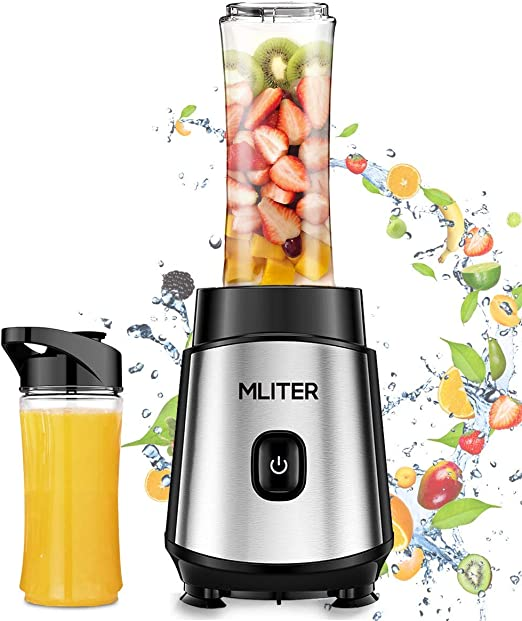 mliter Fruit batidora licuadora Portable 500 W Mini batidora Muti ...