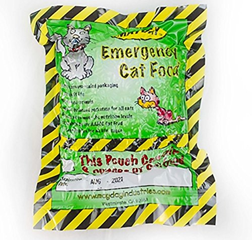 Mayday Emergency Survival Cat Food – 5 Pack