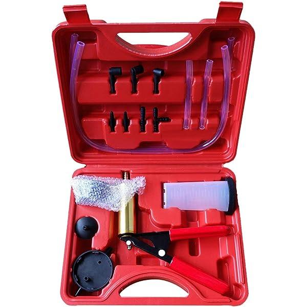 Detool Brake Bleeder Tools Hand Held Vacuum Pump