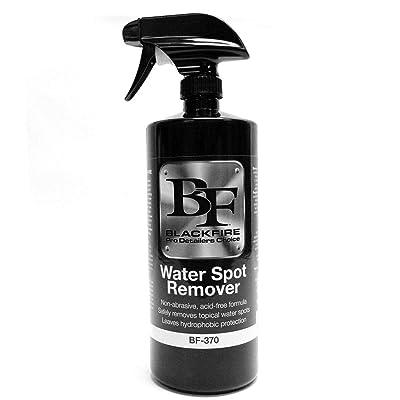Blackfire Pro Detailers Choice BF-370 Water Spot Remover, 32 oz.: Automotive