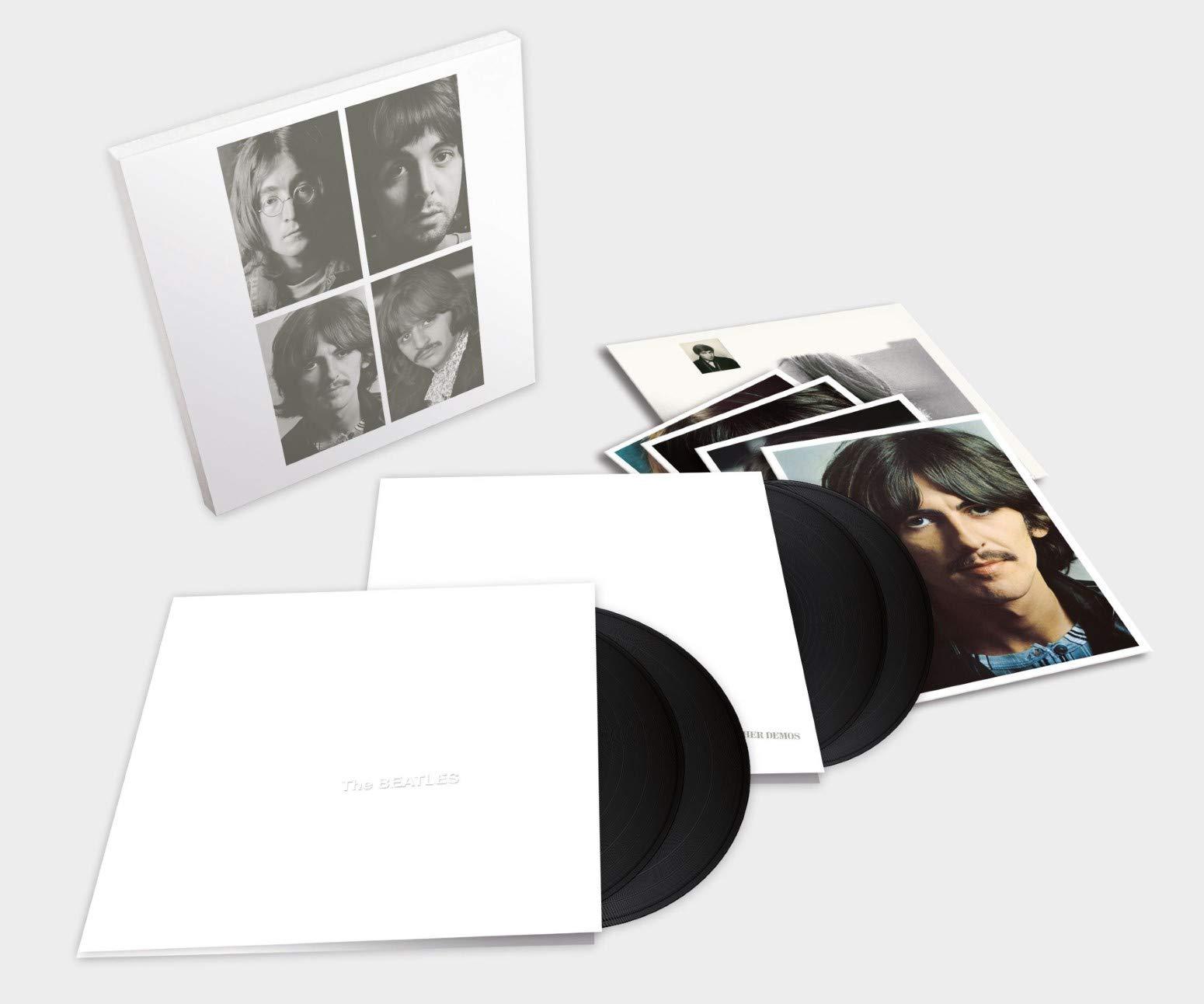Vinilo : The Beatles - The Beatles (the White Album) (180 Gram Vinyl, Oversize Item Split)
