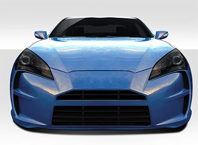 2 Piece Extreme Dimensions Duraflex Replacement for 2010-2016 Hyundai Genesis Coupe 2DR VG-R Side Skirt Rocker Panels