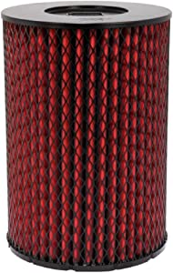 K&N Engine Air Filter: High Performance, Premium, Washable, Industrial Replacement Filter, Heavy Duty: 38-2019S