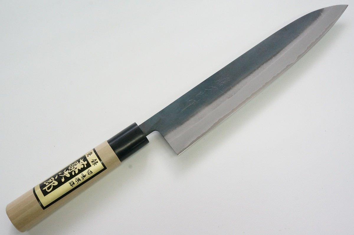 Brand New Tojiro Double Edged Black Finish 210mm Gyuto Made In Japan 694M