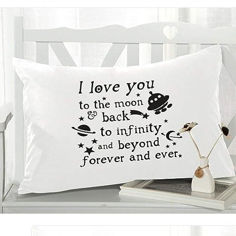 Amazon.com: Decemberloo Fundas de almohada creativas de ...