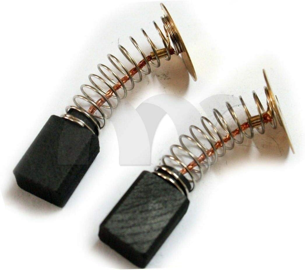 1x Pairs Carbon Brushes For Dewalt BK05 BK06 SAW DW849 POLISHER