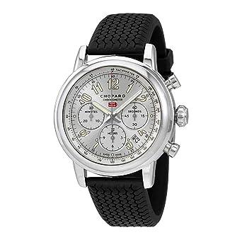 taille 40 5185a 49dec Chopard Mille Miglia chronographe Automatique Cadran Argent ...