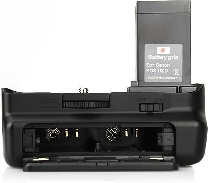 Dste Ir Remote 100d Batteriegriff 2x Lp E12 Batterie Elektronik