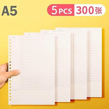 Archivador 4 Anillas B5 cuaderno de hojas sueltas cuaderno ...