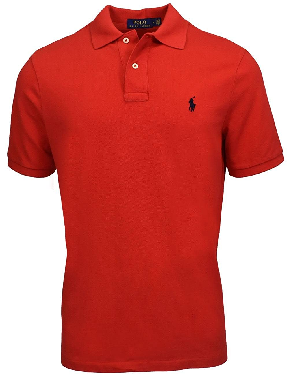 Polo Ralph Lauren- Classic Fit Mesh Polo