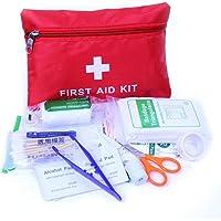 Fliyeong Botiquín de Primeros Auxilios: Compacto para emergencias