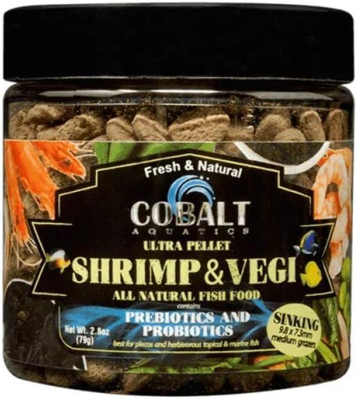 Cobalt Ultra Shrimp & Vegi