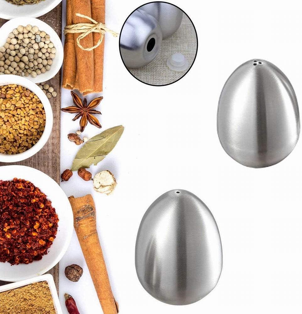 /épices Pot assaisonnement Bouteille sel Poivre Cure-Dents Shaker Cuisine Sifters Mayyou Farine de Sucre sali/ère