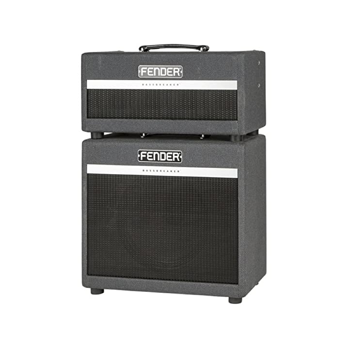 Fender Bassbreaker 15 Head & BB-112 Enclosure