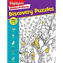 Discovery Puzzles (Highlights Hidden Pictures)