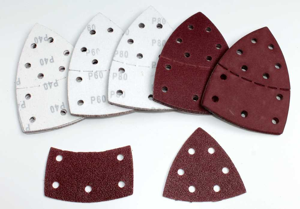 120/Multi Sander Sanding Discs Priority 105/x 152/mm in Set Grit 40//60//80//120//180//240/Grit Velcro Sandpaper 11/Hole 2-Piece Delta 20/Sheets Wet And Dry Sandpaper for Wood and Metal