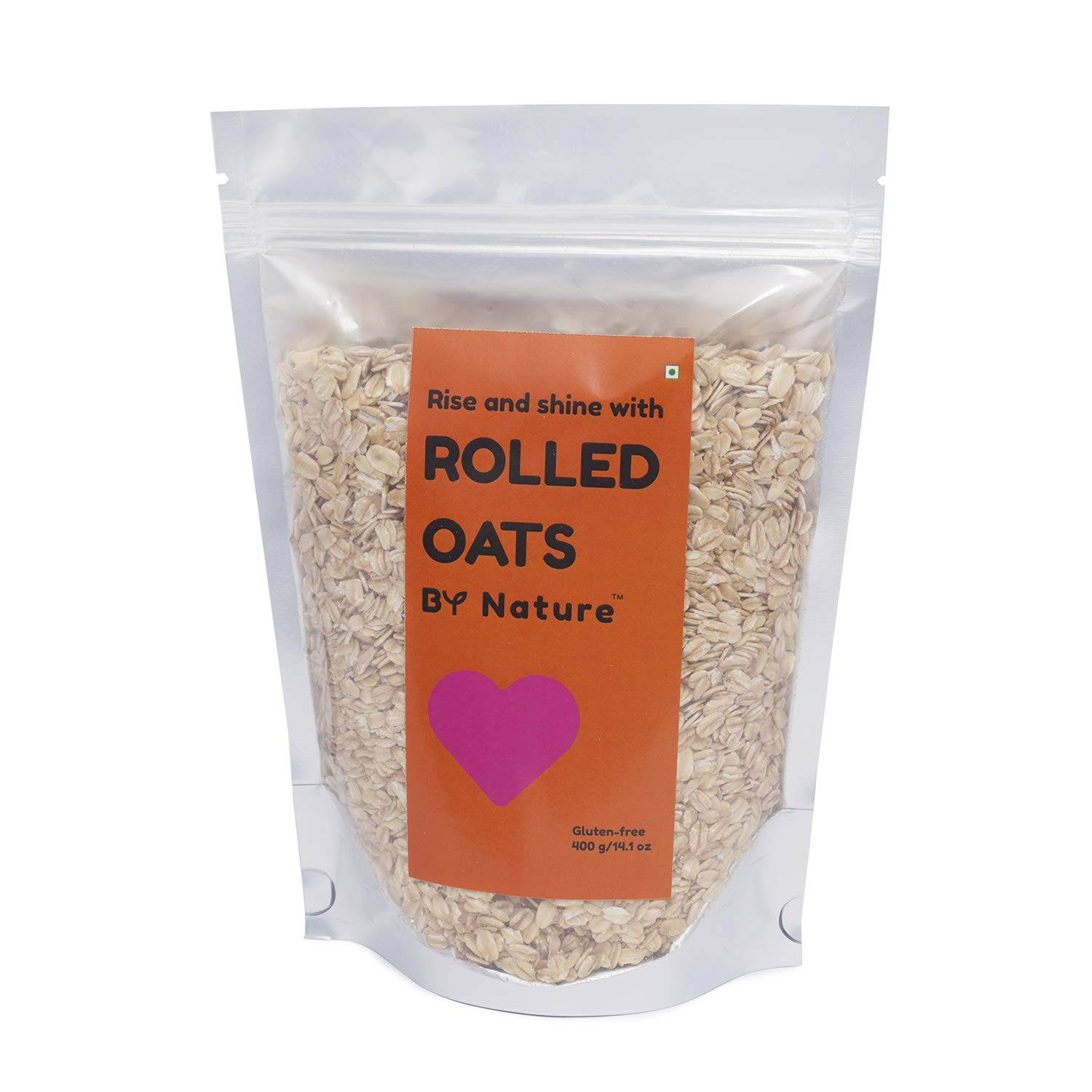 By Nature Rolled Oats, 400g