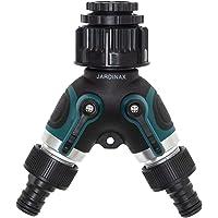 Jardinax Válvula de doble salida para grifo