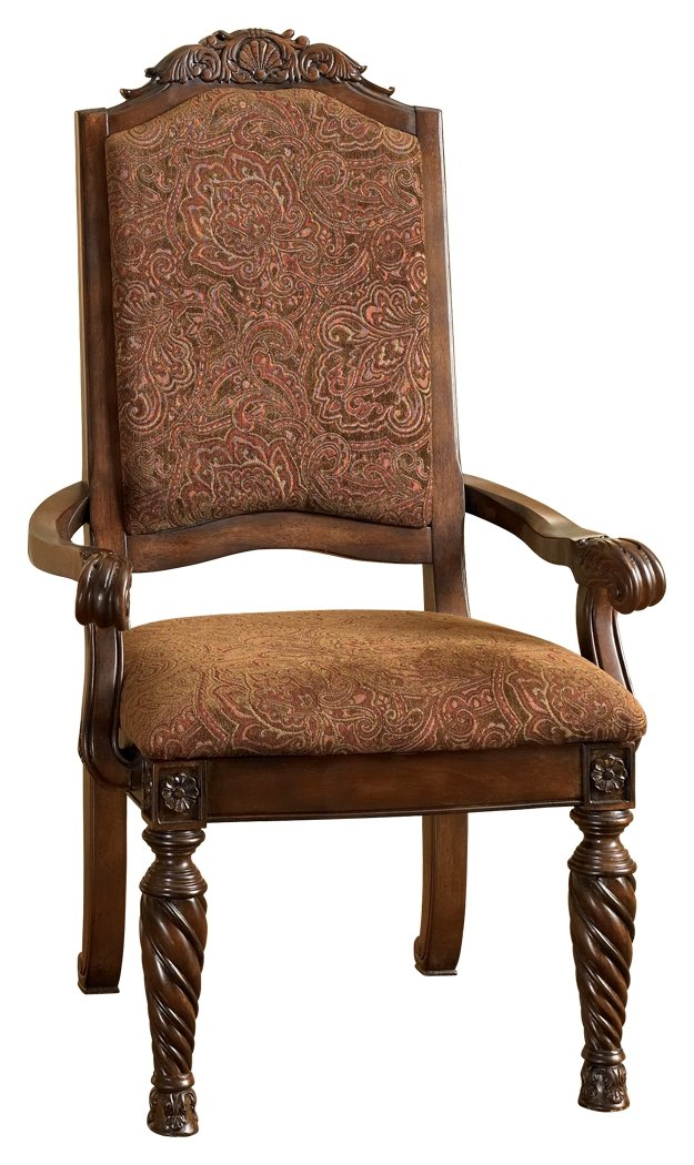 Set of 2 Dining Upholstered Side Chair by Ashley Furniture by Signature Design by Ashley (Image #2)