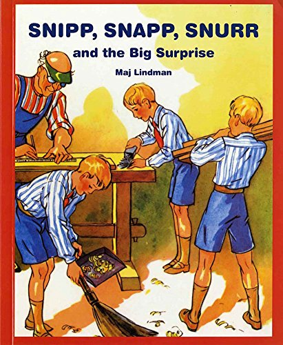 Snipp, Snapp, Snurr and the Big Surprise