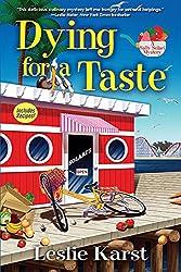 Dying for a Taste: A Sally Solari Mystery