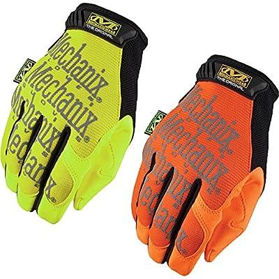 Mechanix Wear - Hi-Viz Original Work Gloves