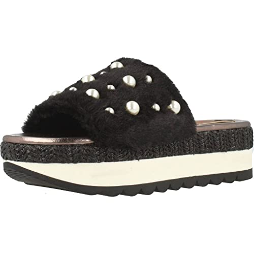 GIOSEPPO Zapatillas Mujer Zapatillas 43353 Negro: Amazon.es: Zapatos y complementos