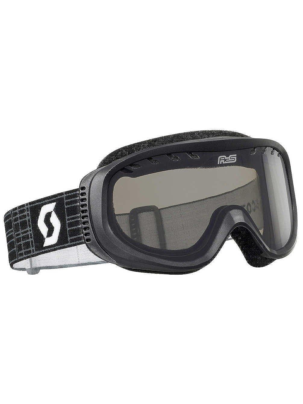 Scott Cartel - Gafas de esquí unisex (talla única) negro std ...
