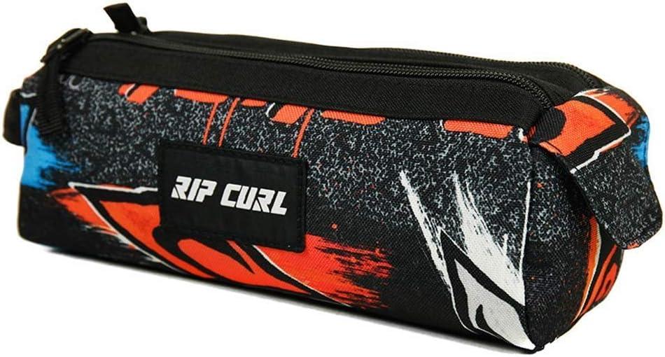 Rip Curl 4 Eqp Men butih1 Pencil Case 2 CP Brush SK/70892 Black 90: Amazon.es: Oficina y papelería