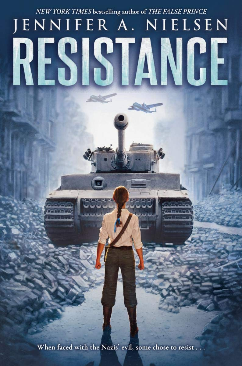 Resistance by Scholastic Press (Image #1)