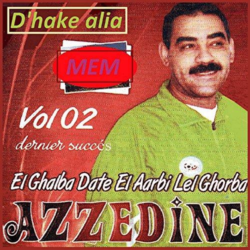 cheb azzedine el ghalba mp3 gratuit