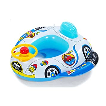 CDKJ- Anillo Hinchable para Bebés de 6 a 36 Meses, Flotador para Piscina de