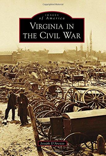 Virginia in the Civil War (Images of America)