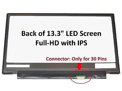 Amazon com: Chimei Innolux N133HCE-GP1 & LG LP133WF4-SPB1