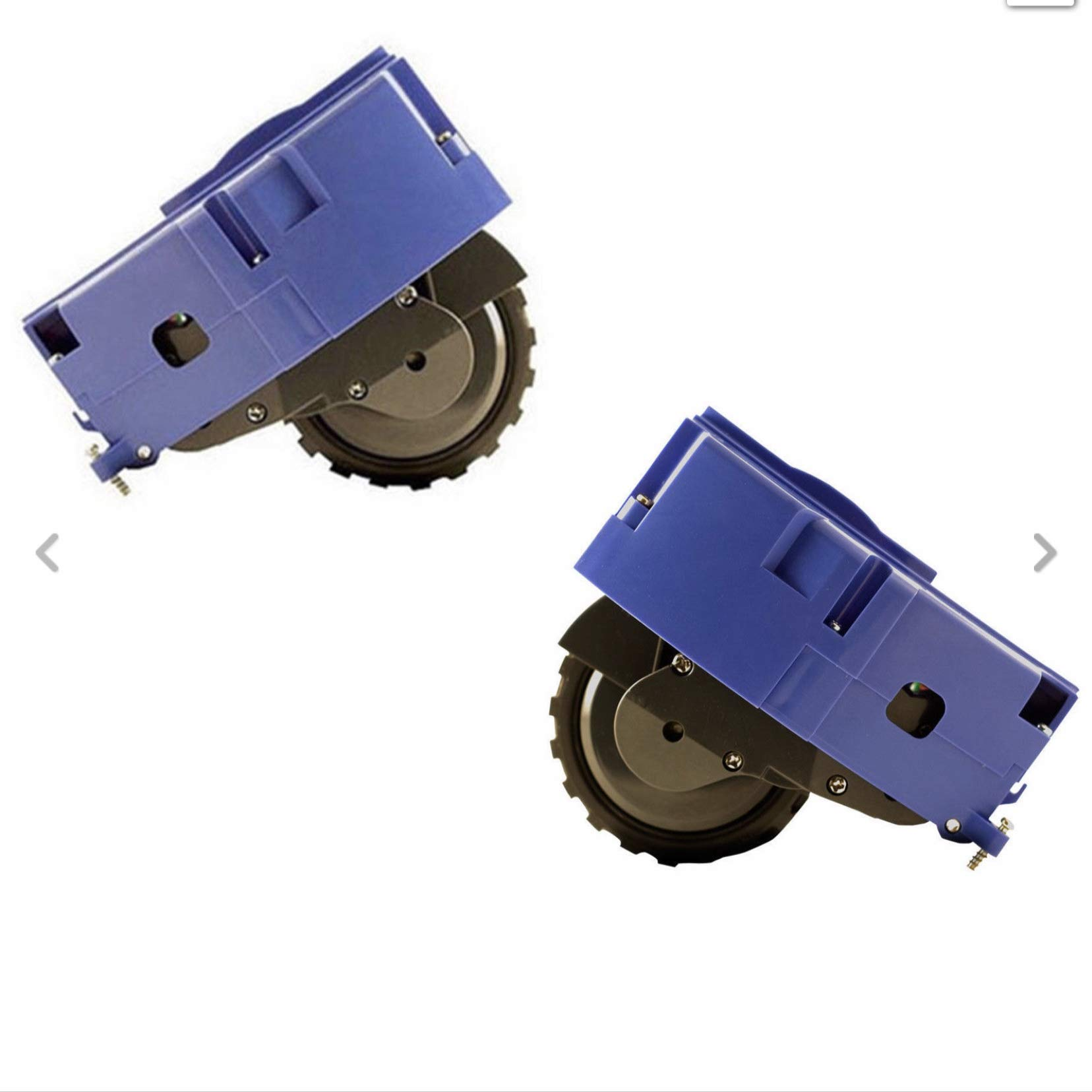 Roomba 500 / 600 / 700 / 800 / 900 Series Right and Left Drive Wheel module pair
