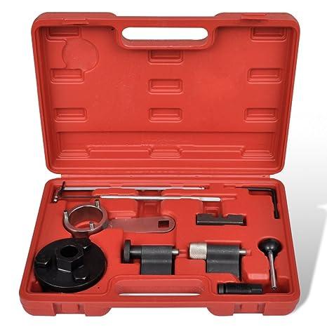 Anself Kit de maletín con juego de herramientas para encendido de motor para VAG 1,