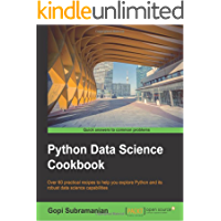 Python Data Science Cookbook (English Edition)